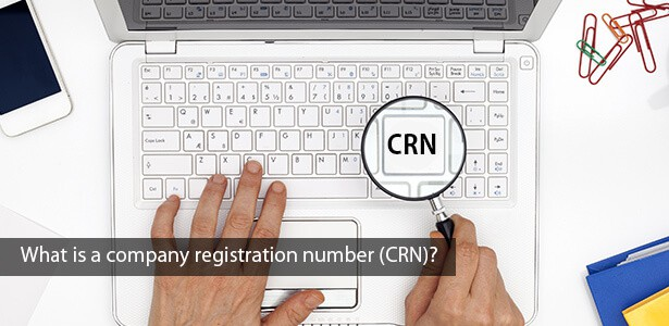 CRN consist 8 numbers