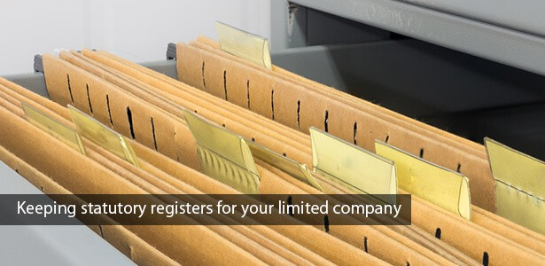 register of members, directors and secretaries