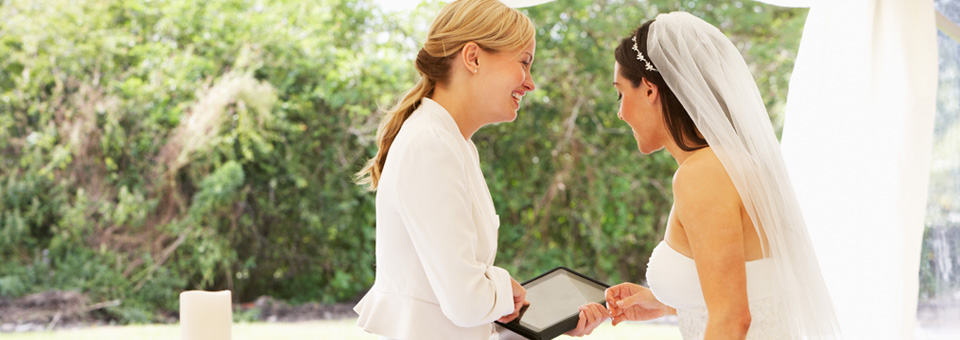 The Rapid guide to becoming a wedding planner